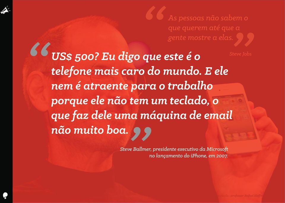 elas. telefone mais caro do mundo.