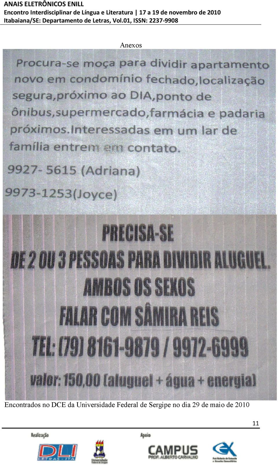 Federal de Sergipe no