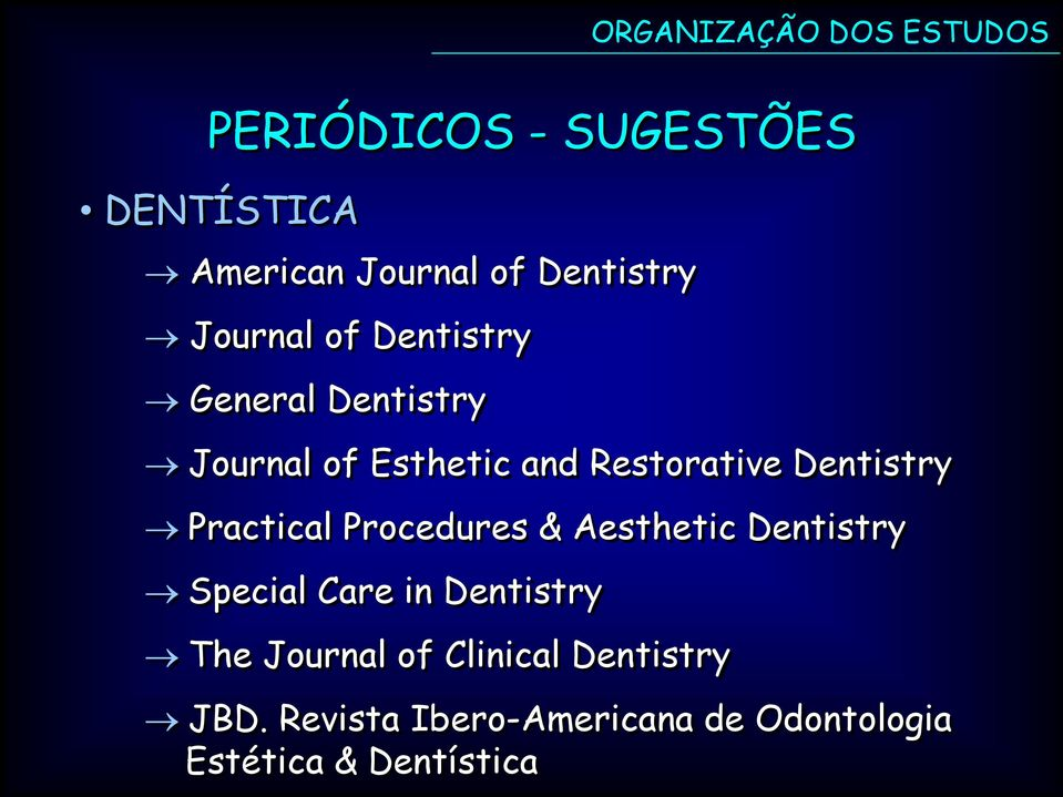 Practical Procedures & Aesthetic Dentistry Special Care in Dentistry The