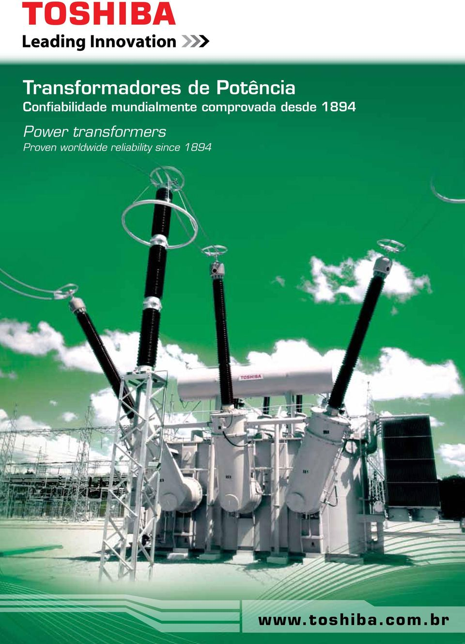 desde 1894 Power transformers Proven