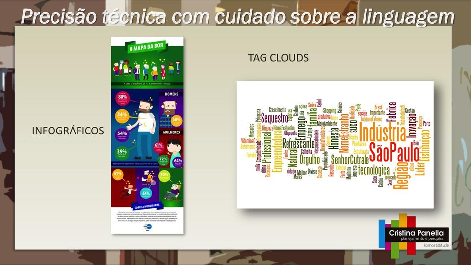 TAG CLOUDS INFOGRÁFICOS