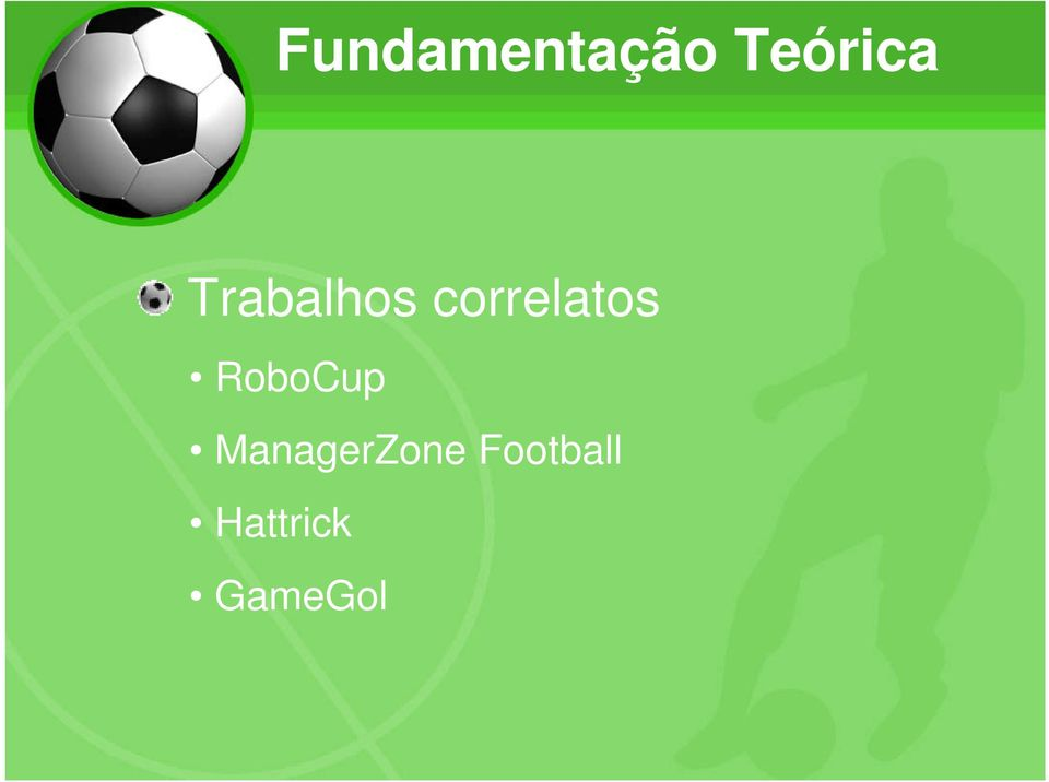 RoboCup ManagerZone