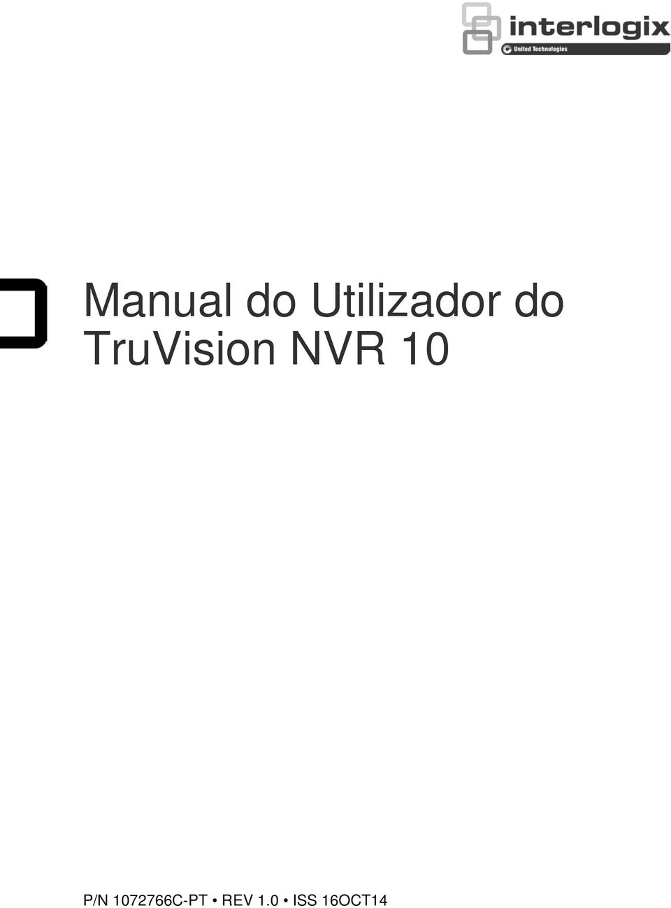 TruVision NVR 10