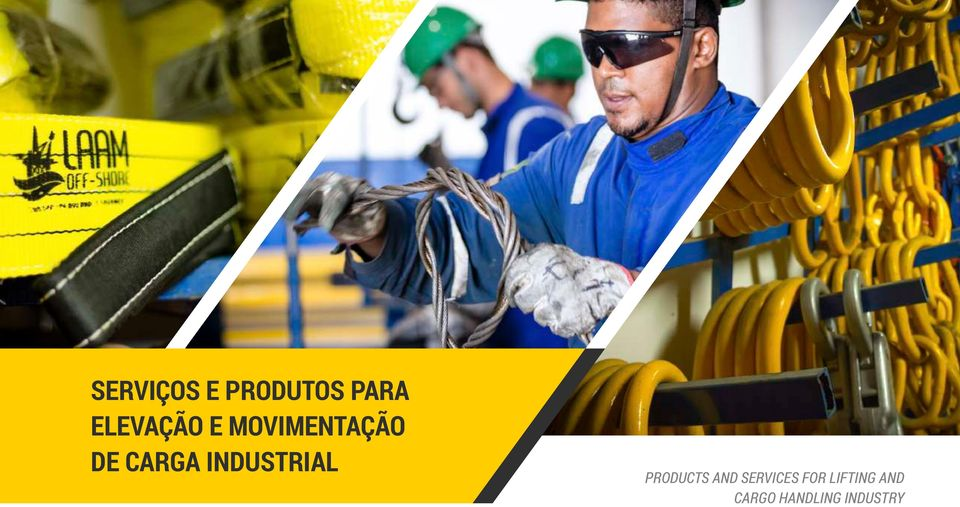 INDUSTRIAL PRODUCTS AND SERVICES