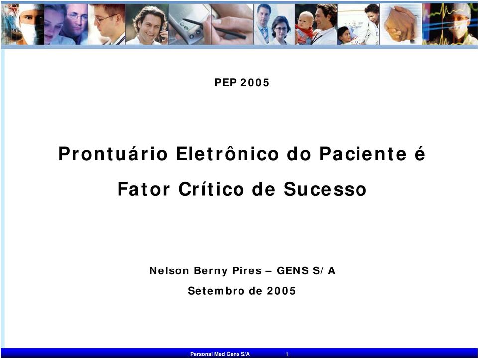 Sucesso Nelson Berny Pires GENS