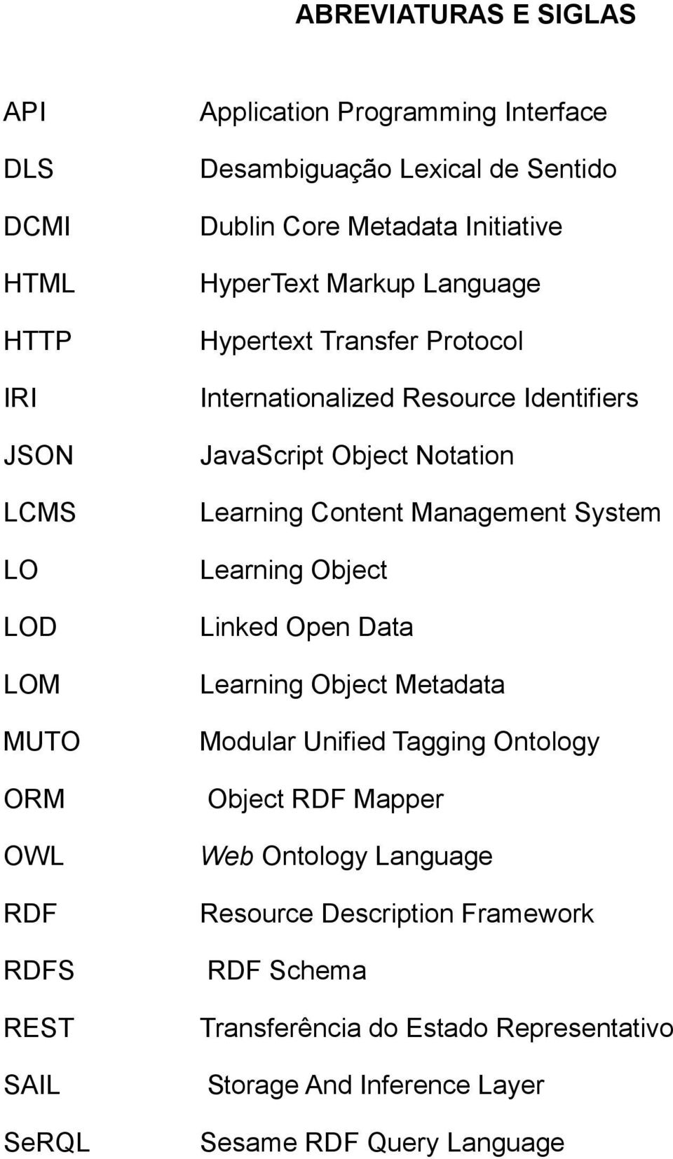 Object Notation Learning Content Management System Learning Object Linked Open Data Learning Object Metadata Modular Unified Tagging Ontology Object RDF