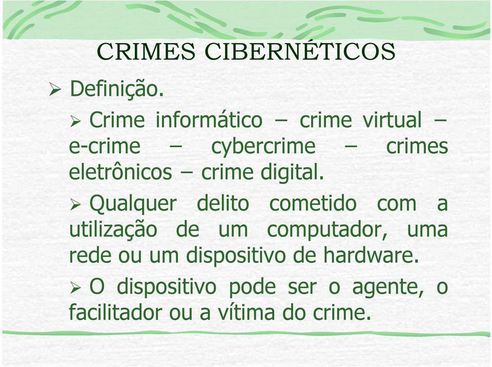 crime digital.