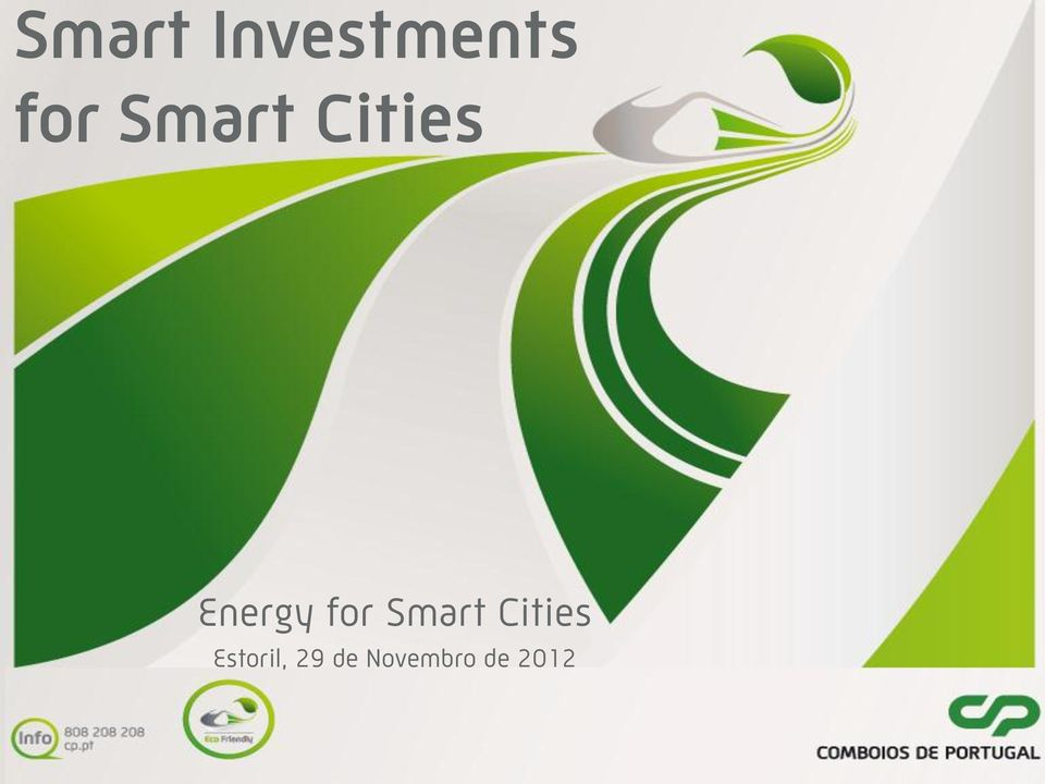 for Smart Cities