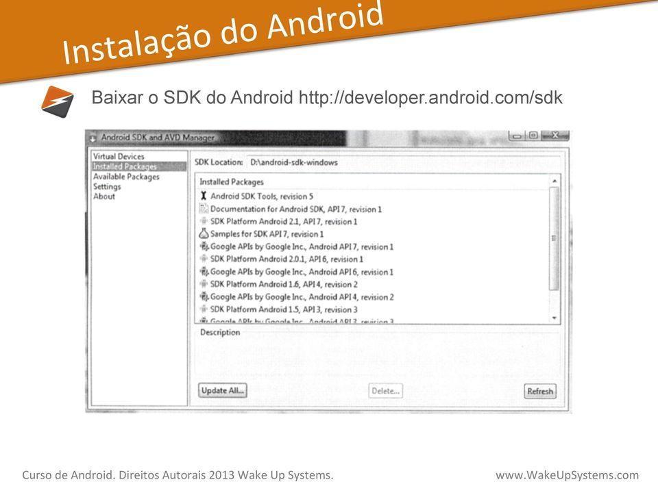SDK do Android