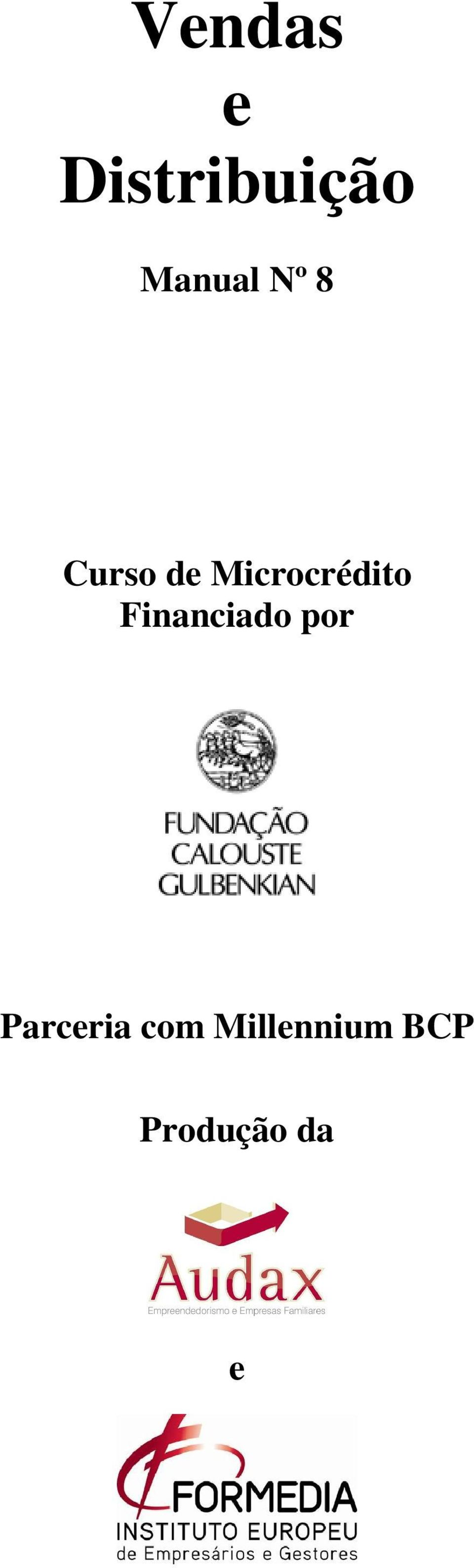 Microcrédito Financiado por