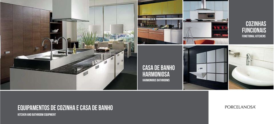 harmoniosa Harmonious bathrooms