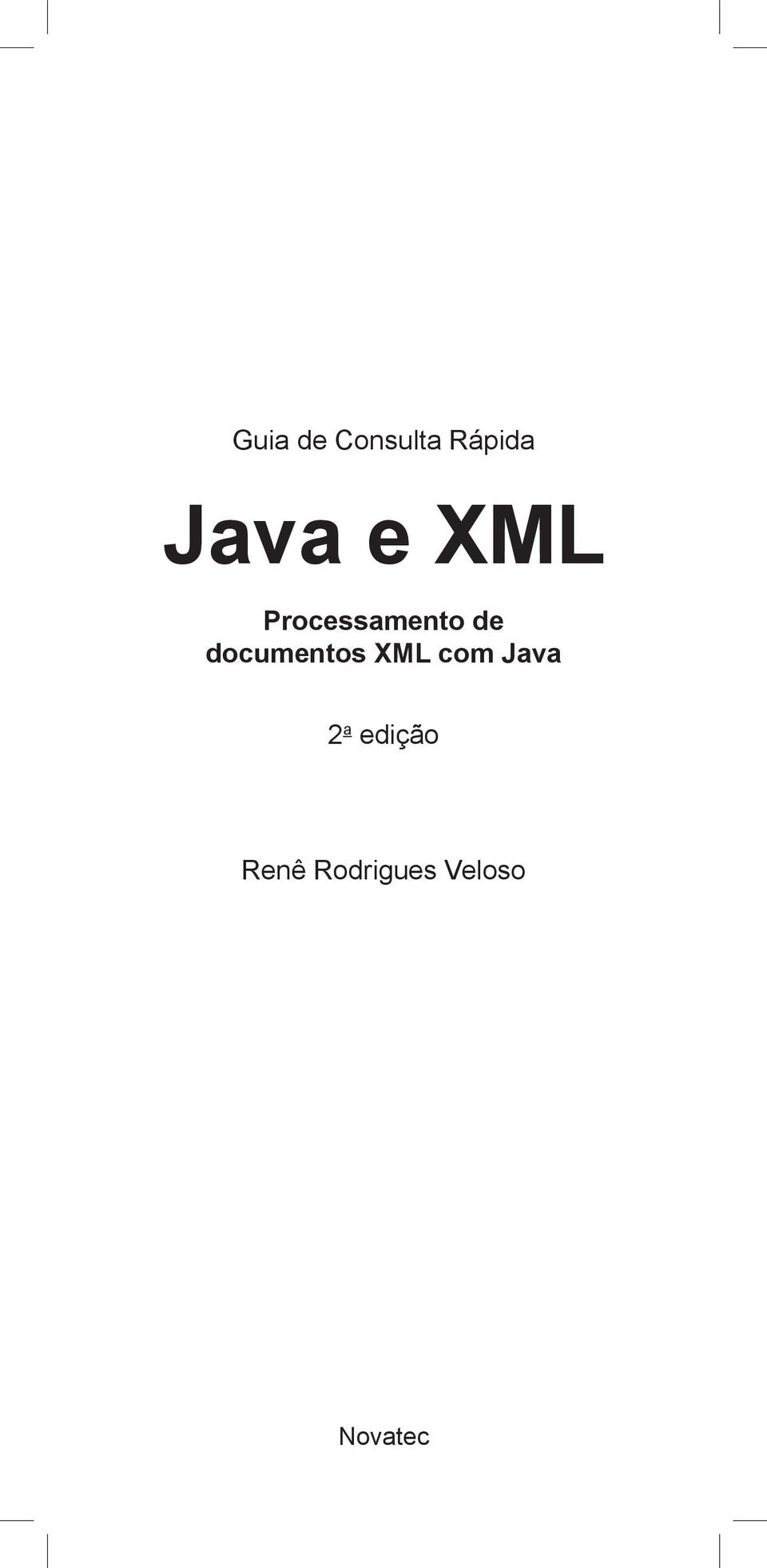 documentos XML com Java 2 a