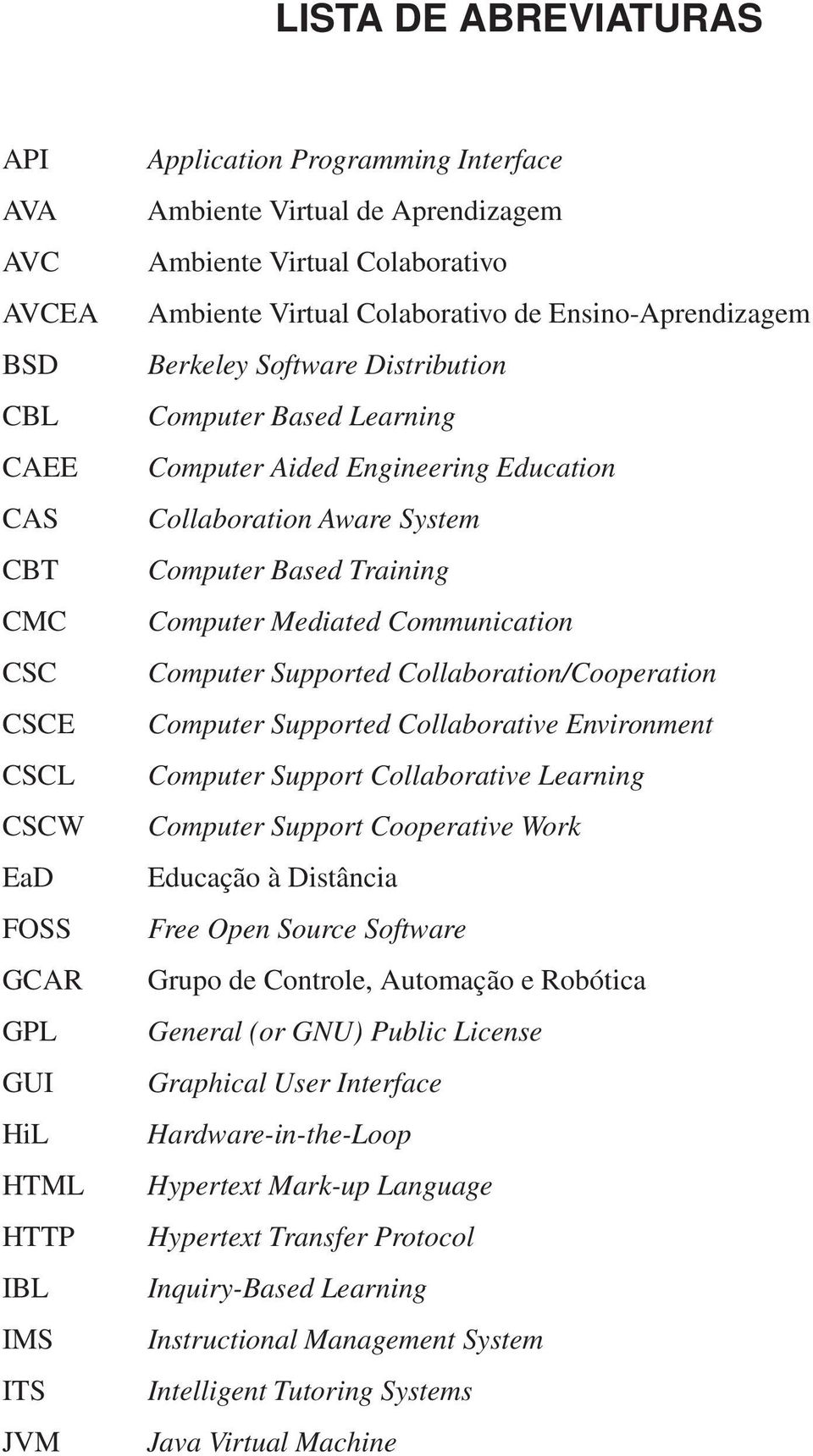 Collaboration Aware System Computer Based Training Computer Mediated Communication Computer Supported Collaboration/Cooperation Computer Supported Collaborative Environment Computer Support