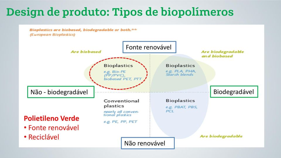 biodegradável Biodegradável
