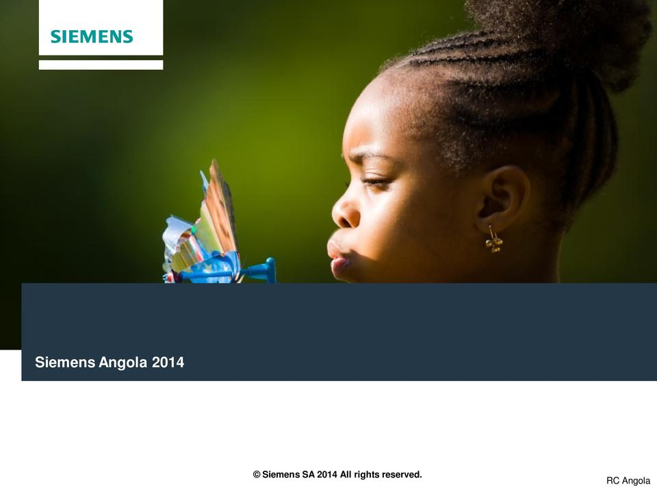 SA Siemens 2014 All SA rights