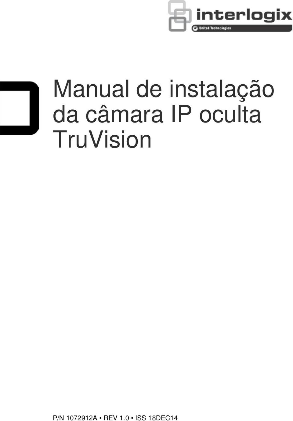 TruVision P/N