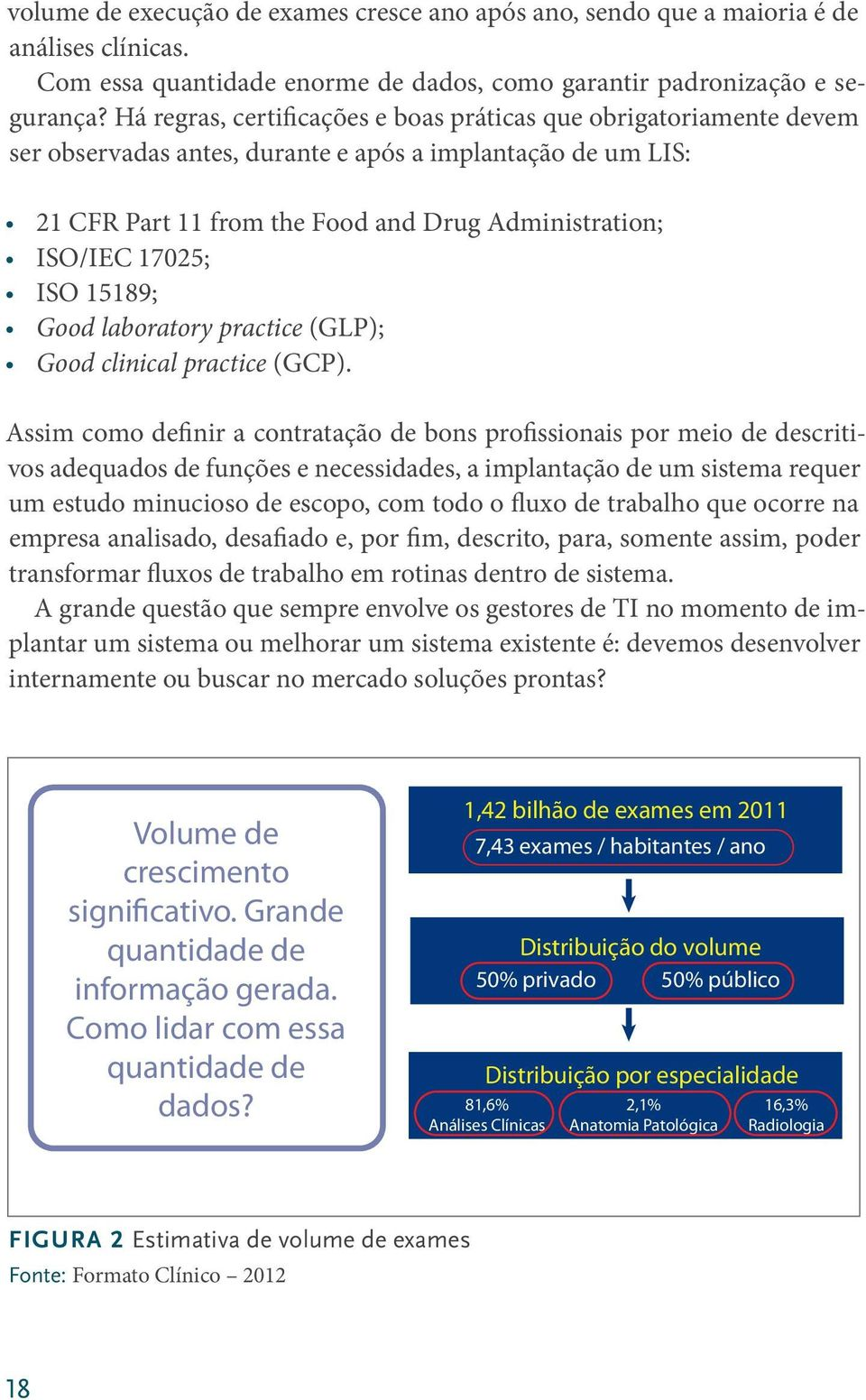 ISO 15189; Good laboratory practice (GLP); Good clinical practice (GCP).