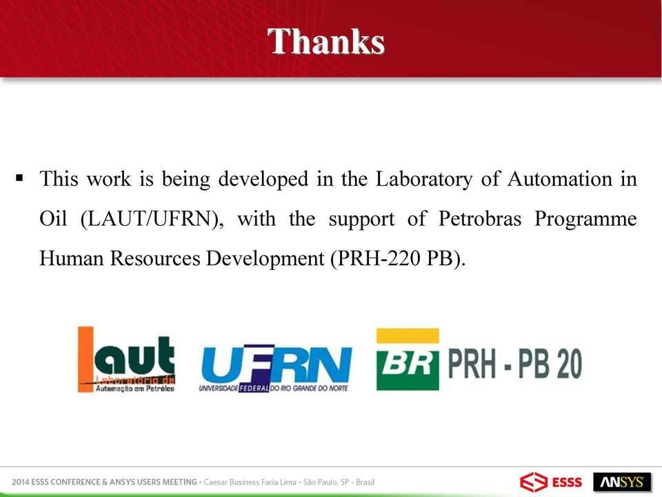 (LAUT/UFRN), with the support of Petrobras