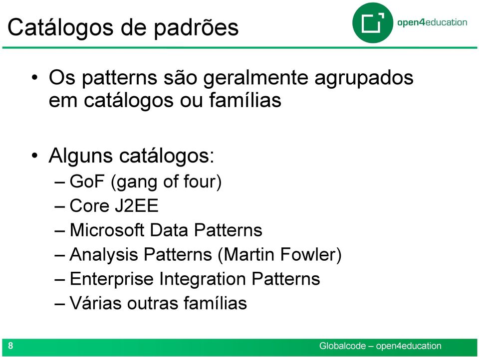 Core J2EE Microsoft Data Patterns Analysis Patterns (Martin