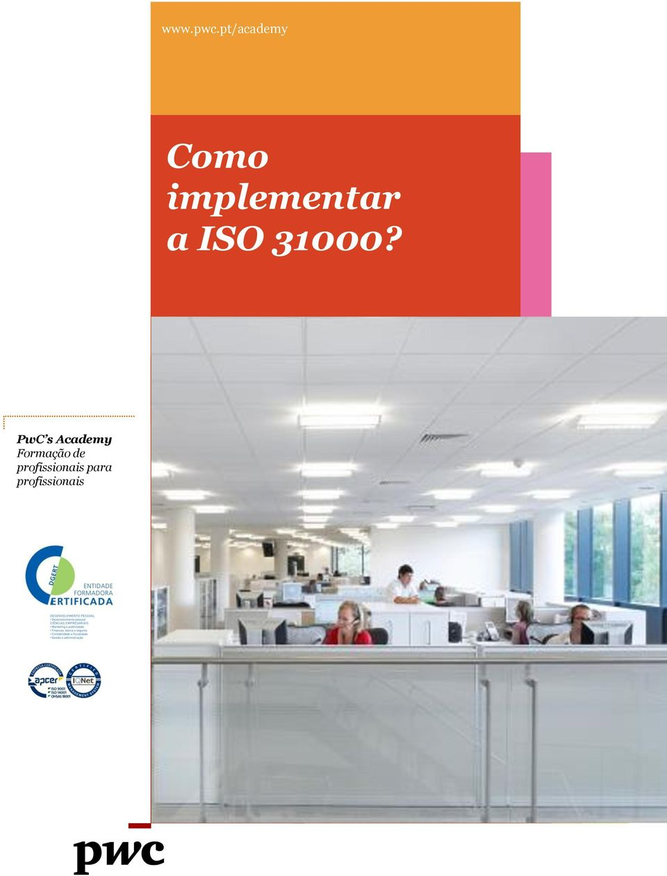 implementar a ISO 31000?
