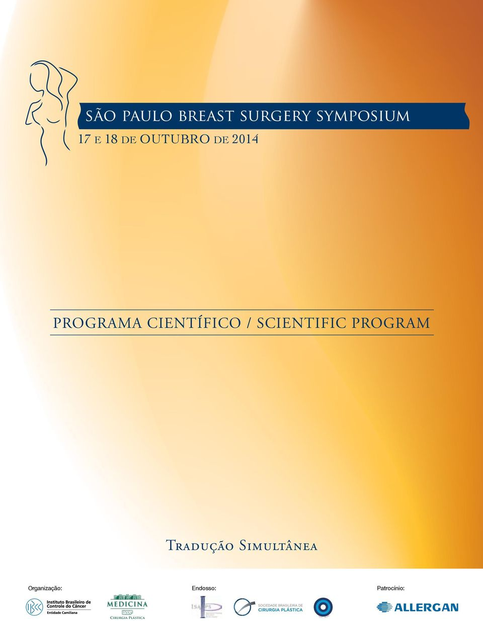PROGRAMA CIENTÍFICO / SCIENTIFIC PROGRAM Tradução