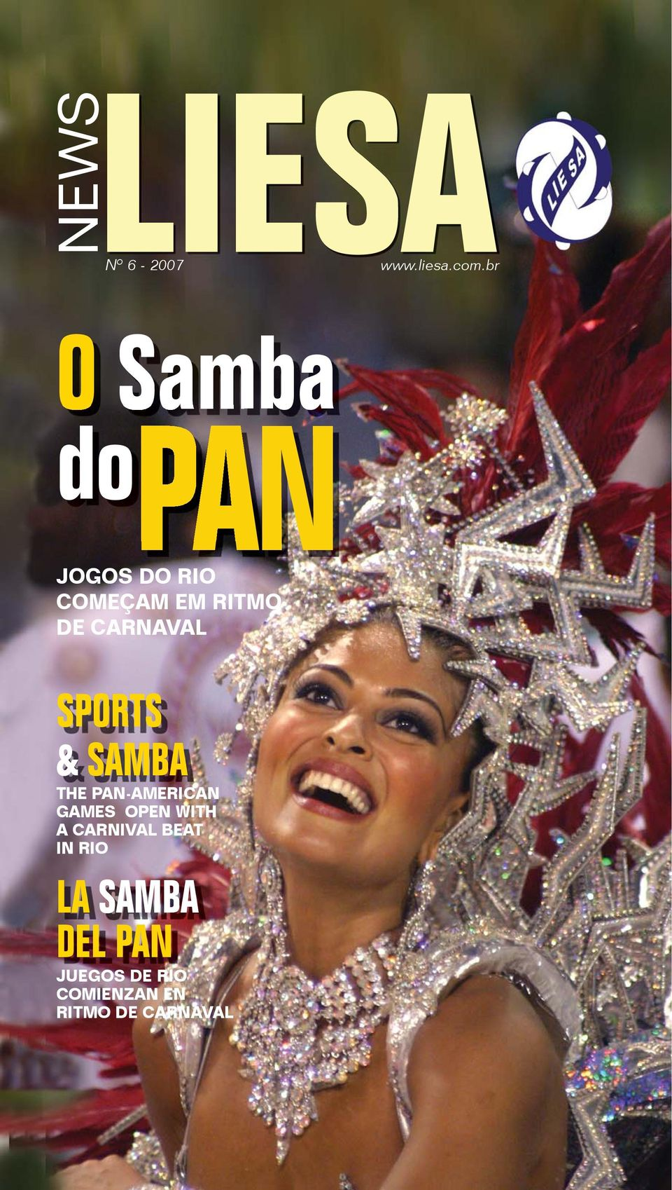 RITMO DE CARNAVAL SPORTS & SAMBA THE PAN-AMERICAN GAMES