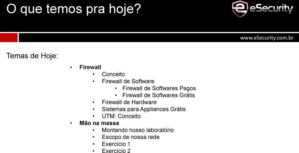 Softwares Pagos Firewall de Softwares Grátis Firewall de Hardware