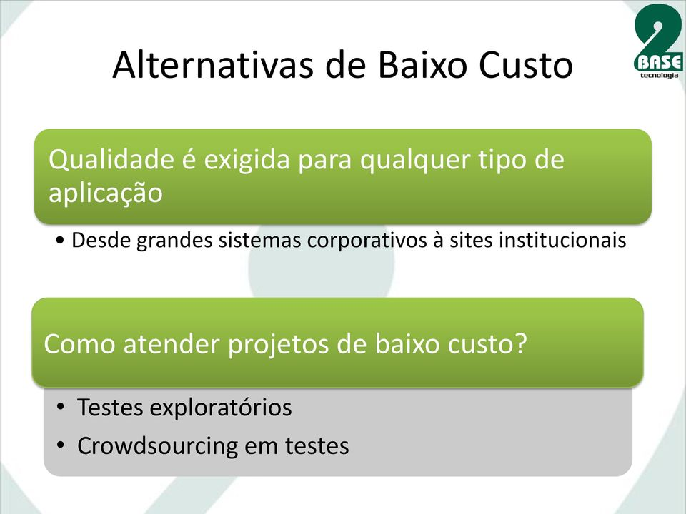 corporativos à sites institucionais Como atender