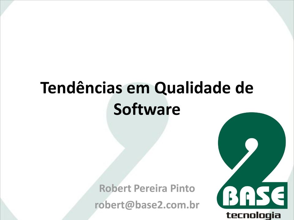 Software Robert