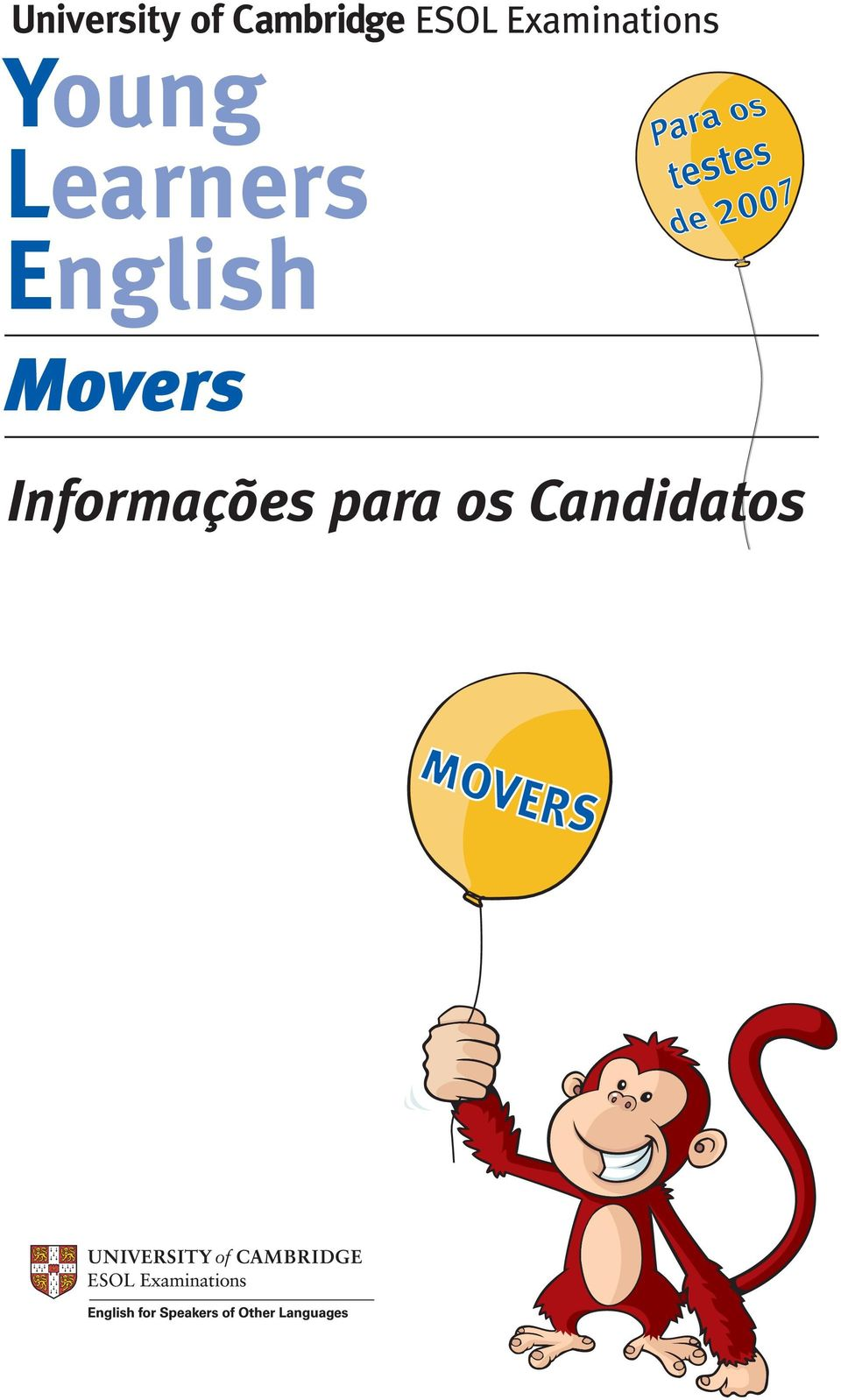 Learners English Movers