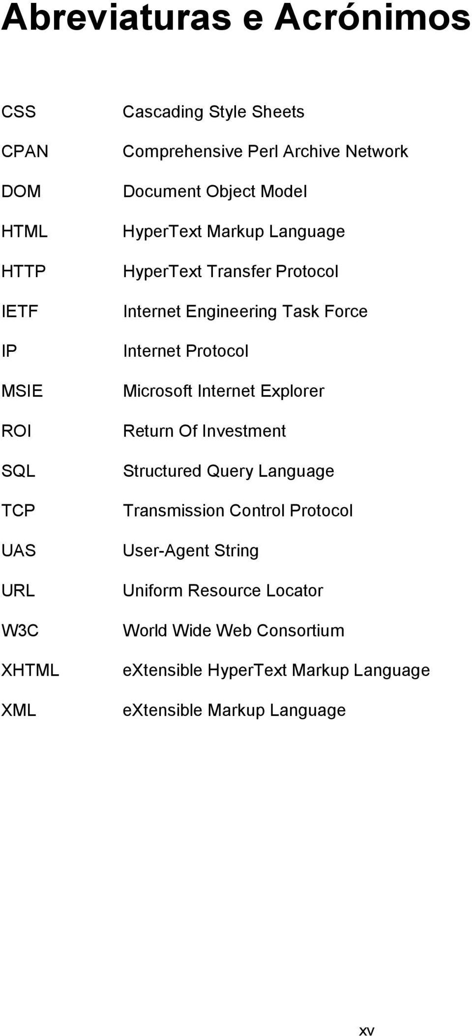 Engineering Task Force Internet Protocol Microsoft Internet Explorer Return Of Investment Structured Query Language Transmission