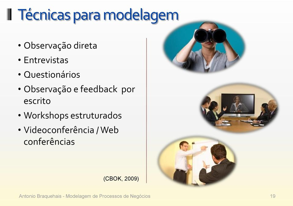 feedback por escrito Workshops estruturados