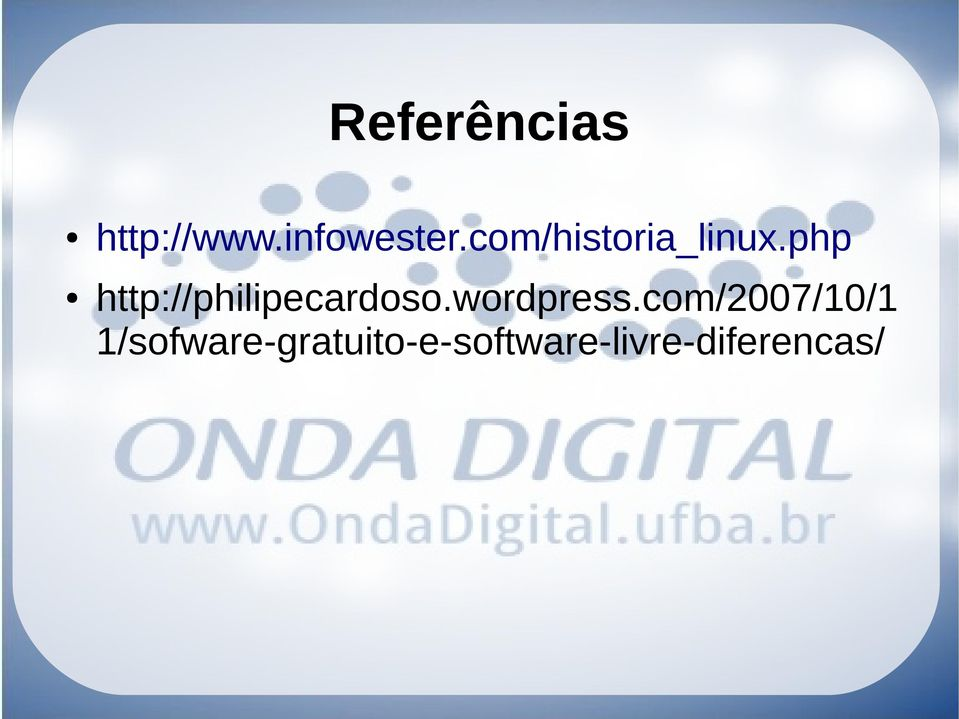 php http://philipecardoso.wordpress.