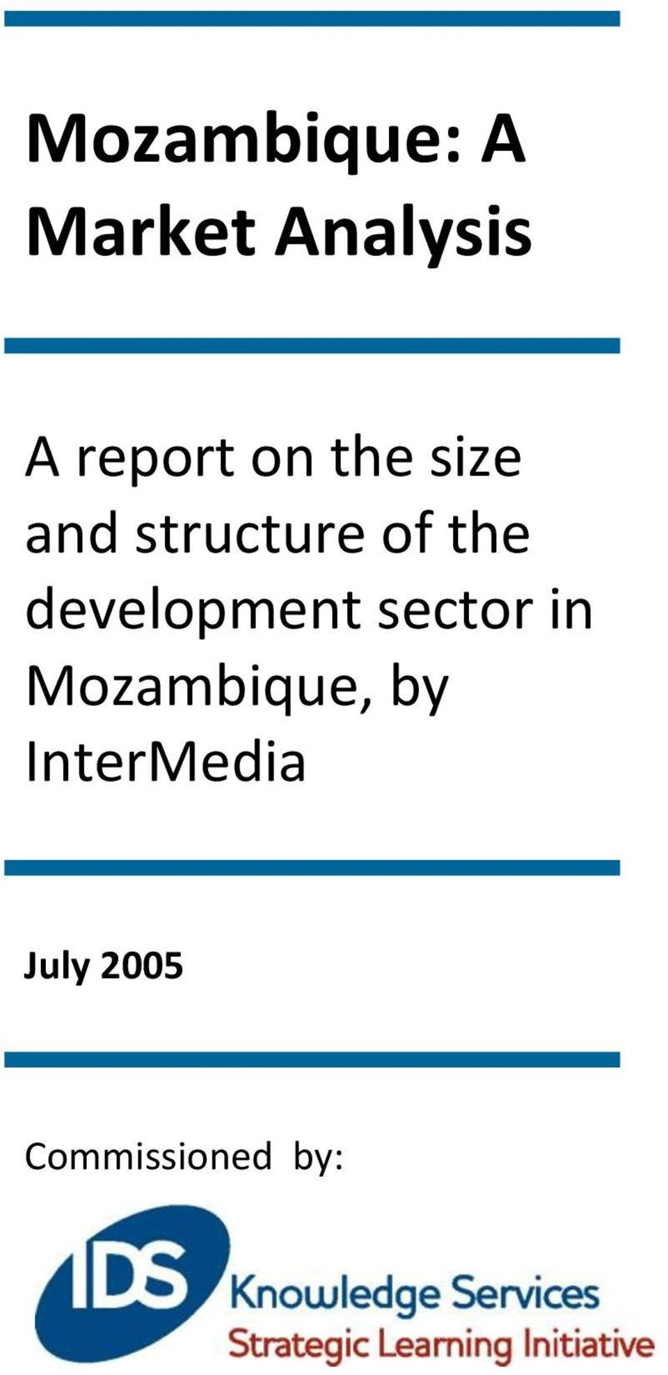 the development sector in