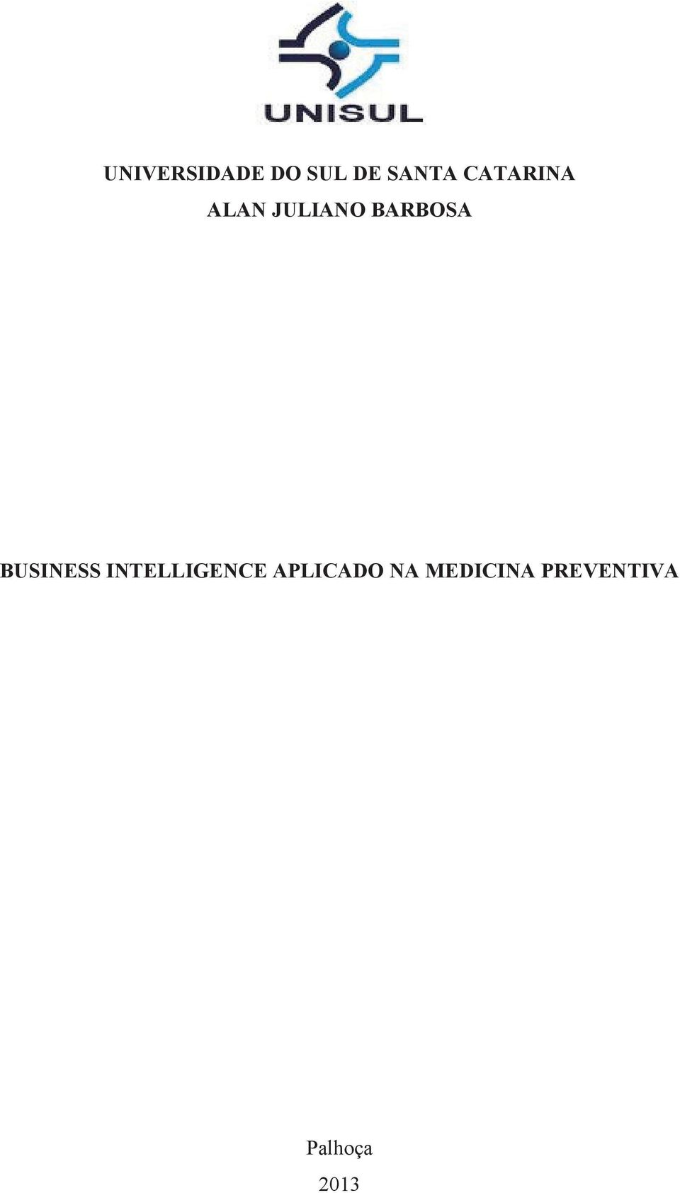 BUSINESS INTELLIGENCE APLICADO