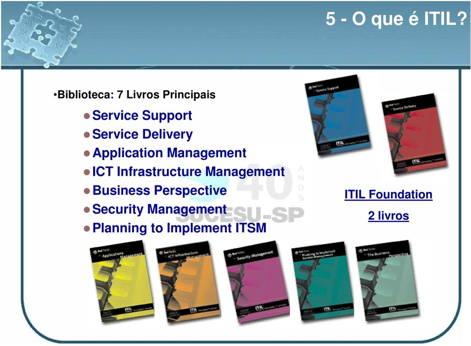 Delivery Application Management ICT Infrastructure