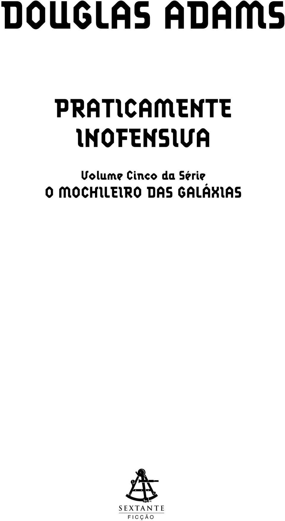 INOFENSIVA Volume