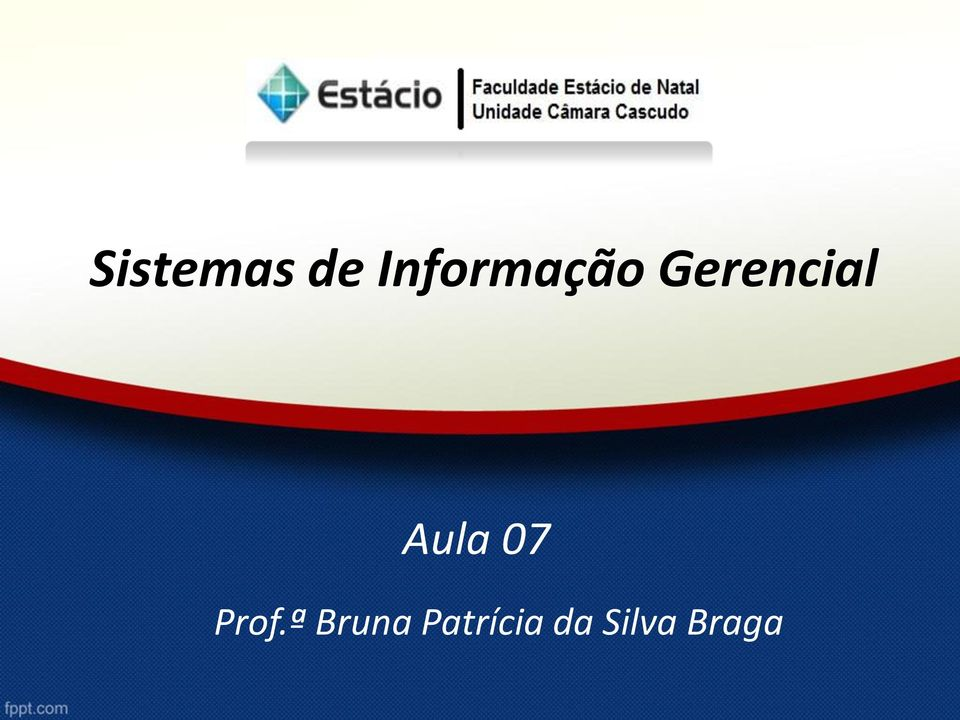 Gerencial Aula 07