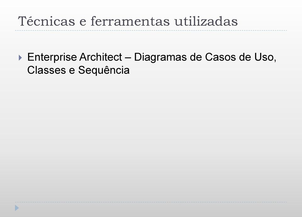 Architect Diagramas de
