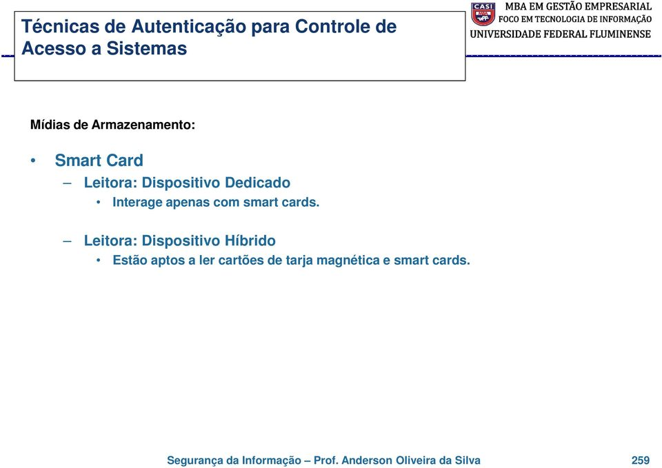 smart cards.
