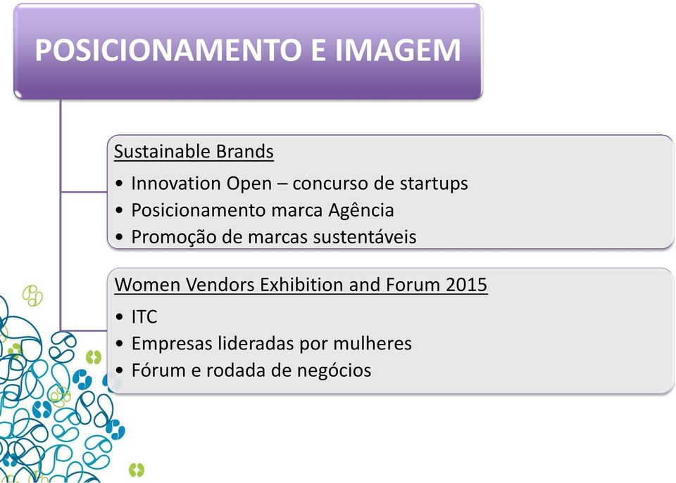 de marcas sustentáveis Women Vendors Exhibition and Forum