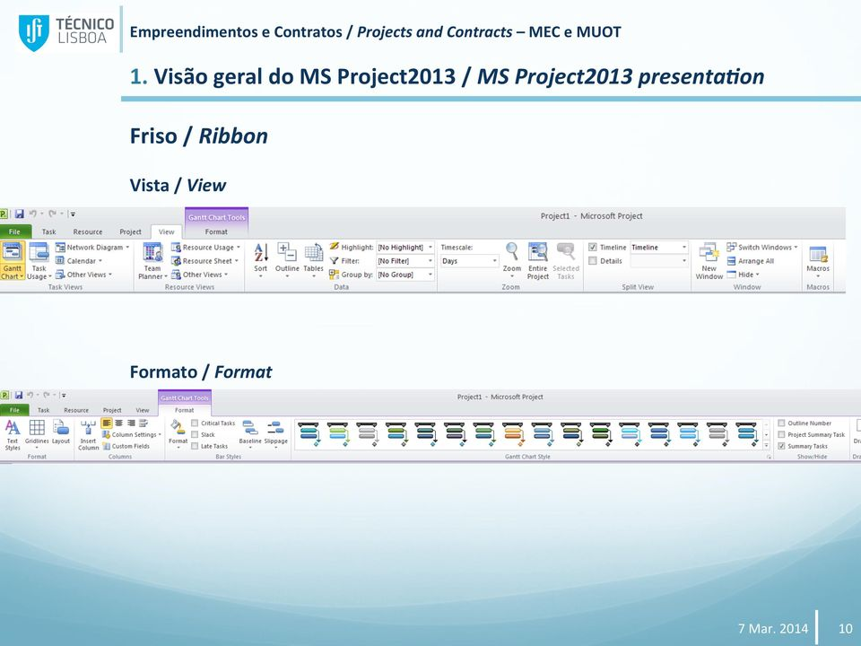 Project2013 presenta9on