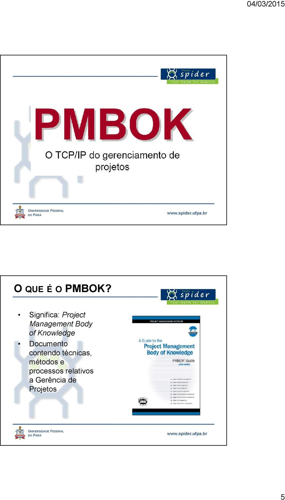 of Knowledge Documento contendo