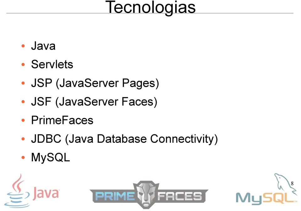 (JavaServer Faces) PrimeFaces