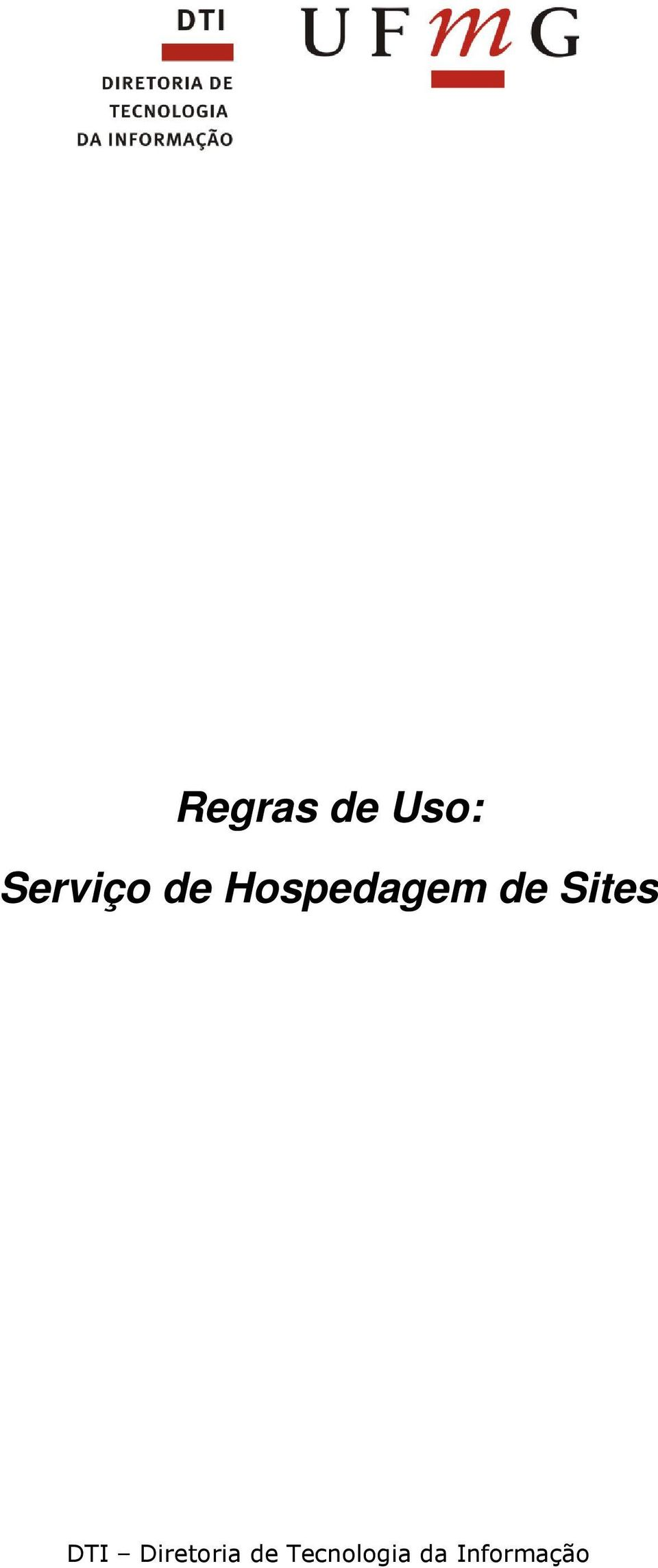 Sites Regras de