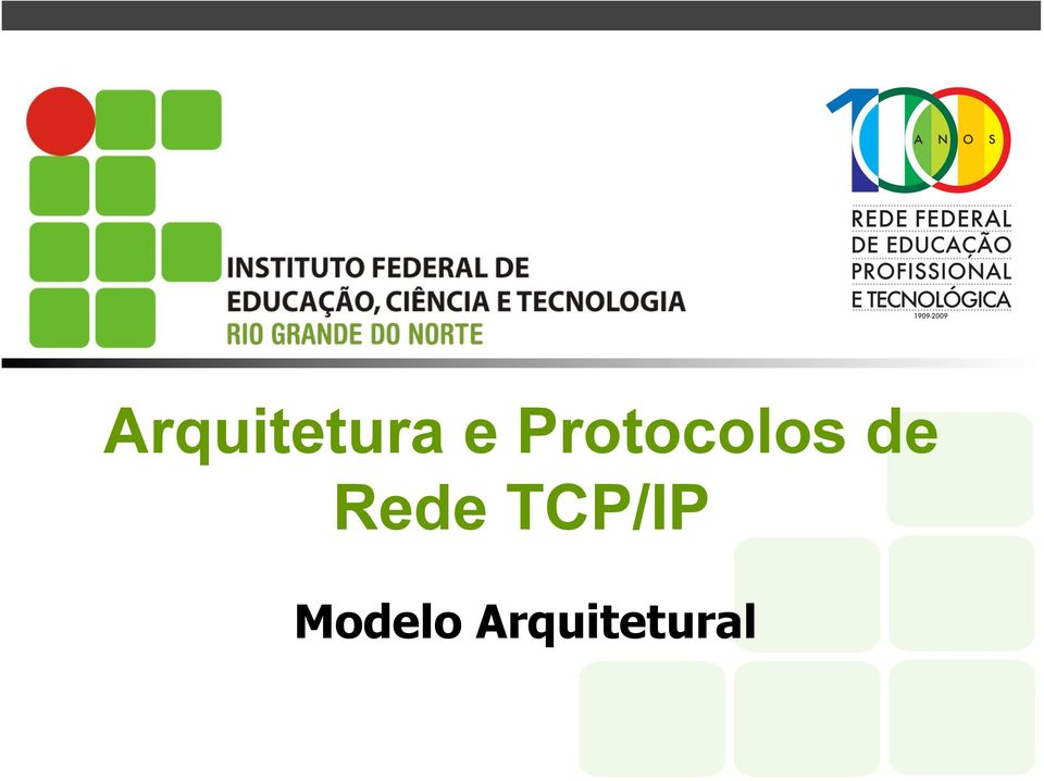 Rede TCP/IP