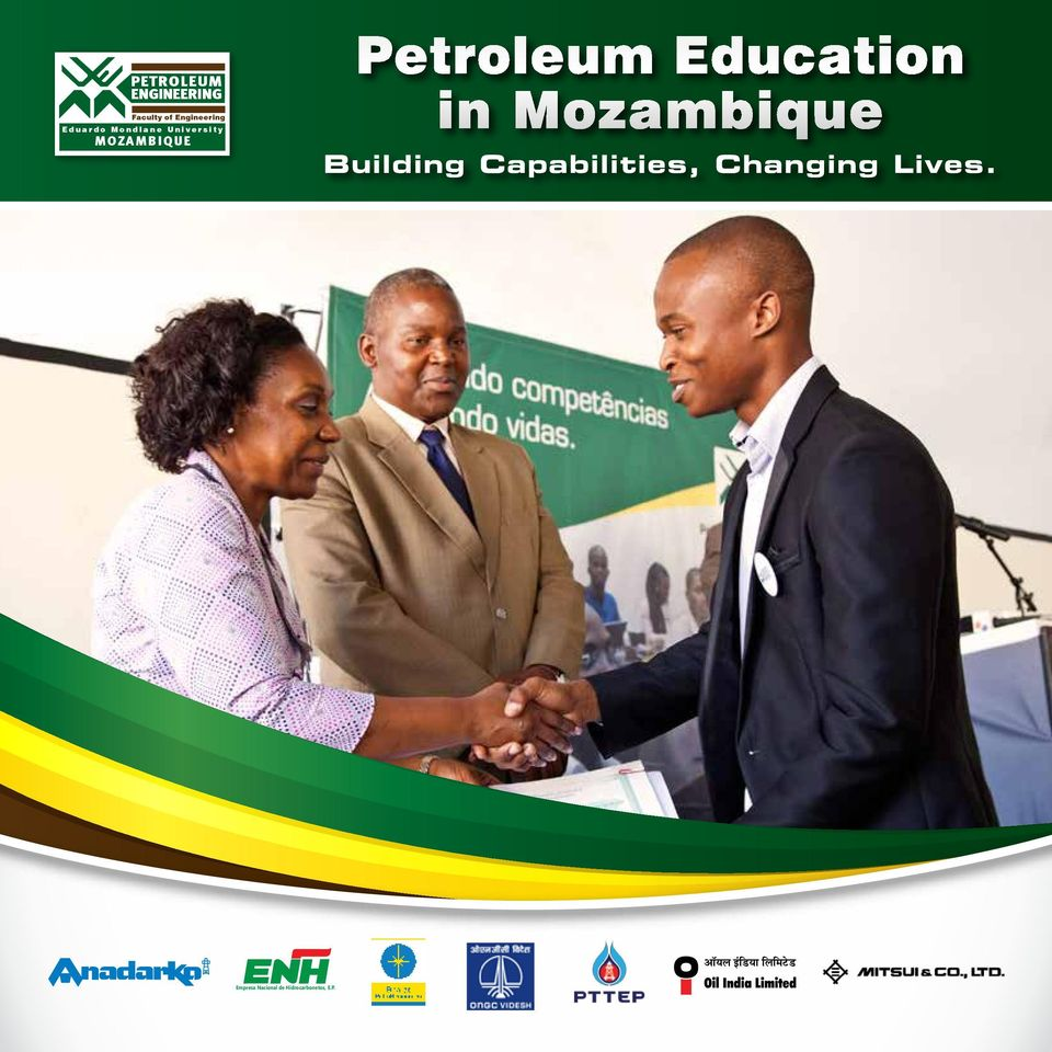 Education in Mozambique Building Capabilities,