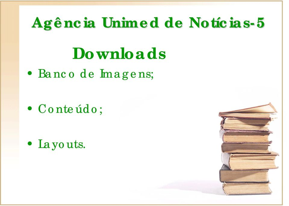 Downloads Banco de