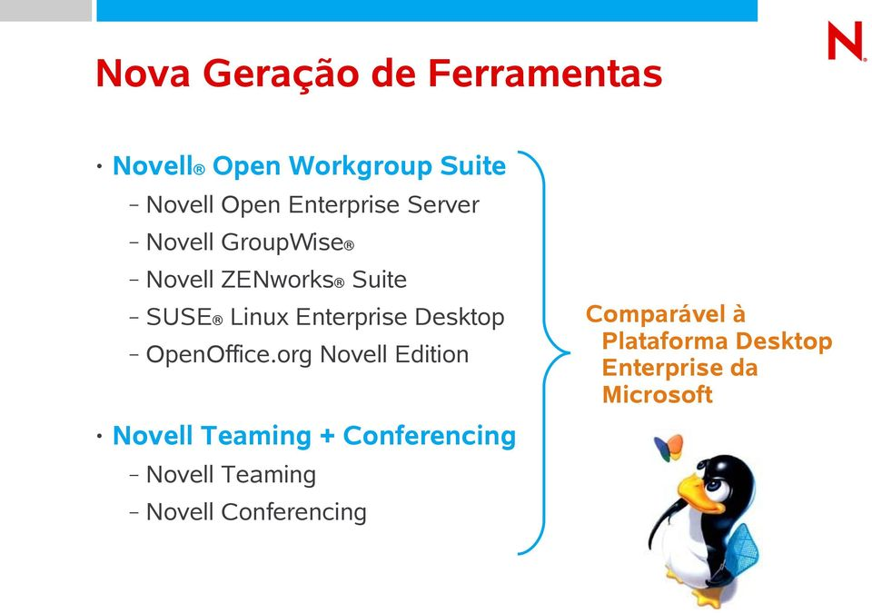Enterprise Desktop OpenOffice.