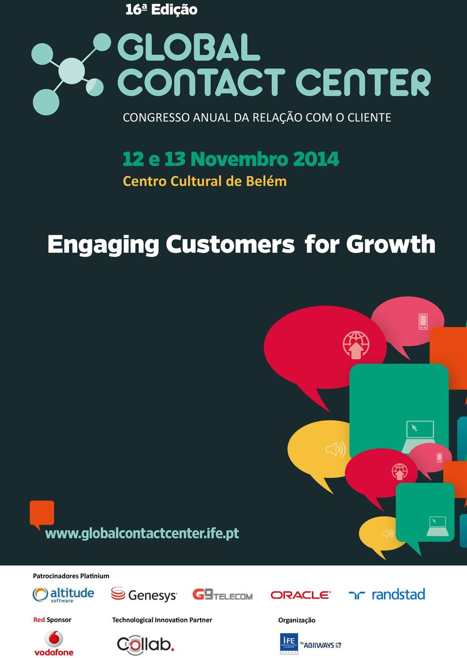 for Growth www.globalcontactcenter.ife.
